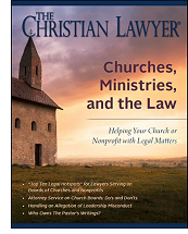 The Christian Lawyer magazine