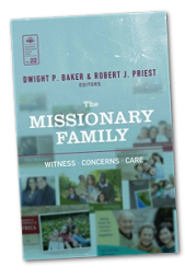 EMS book the missionary family